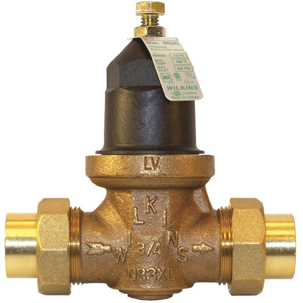 What Is Prv In Plumbing: Zurn-Wilkins Plumbing 3/4 In. Lead Free