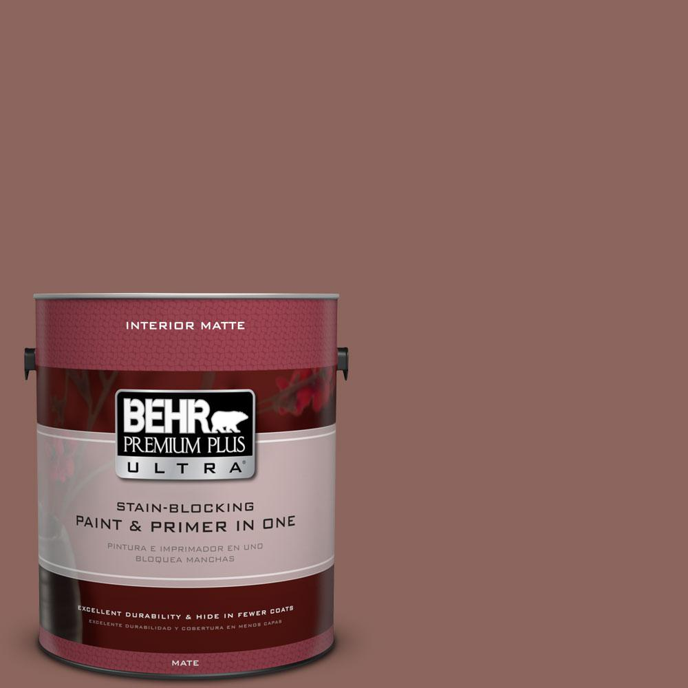 1 gal. #BXC-52 Natural Copper Matte Interior Paint