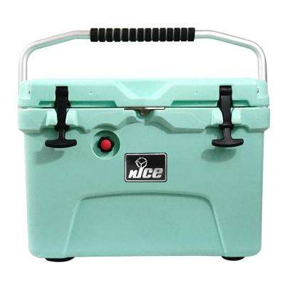 20 qt. Sea Foam Green Cooler