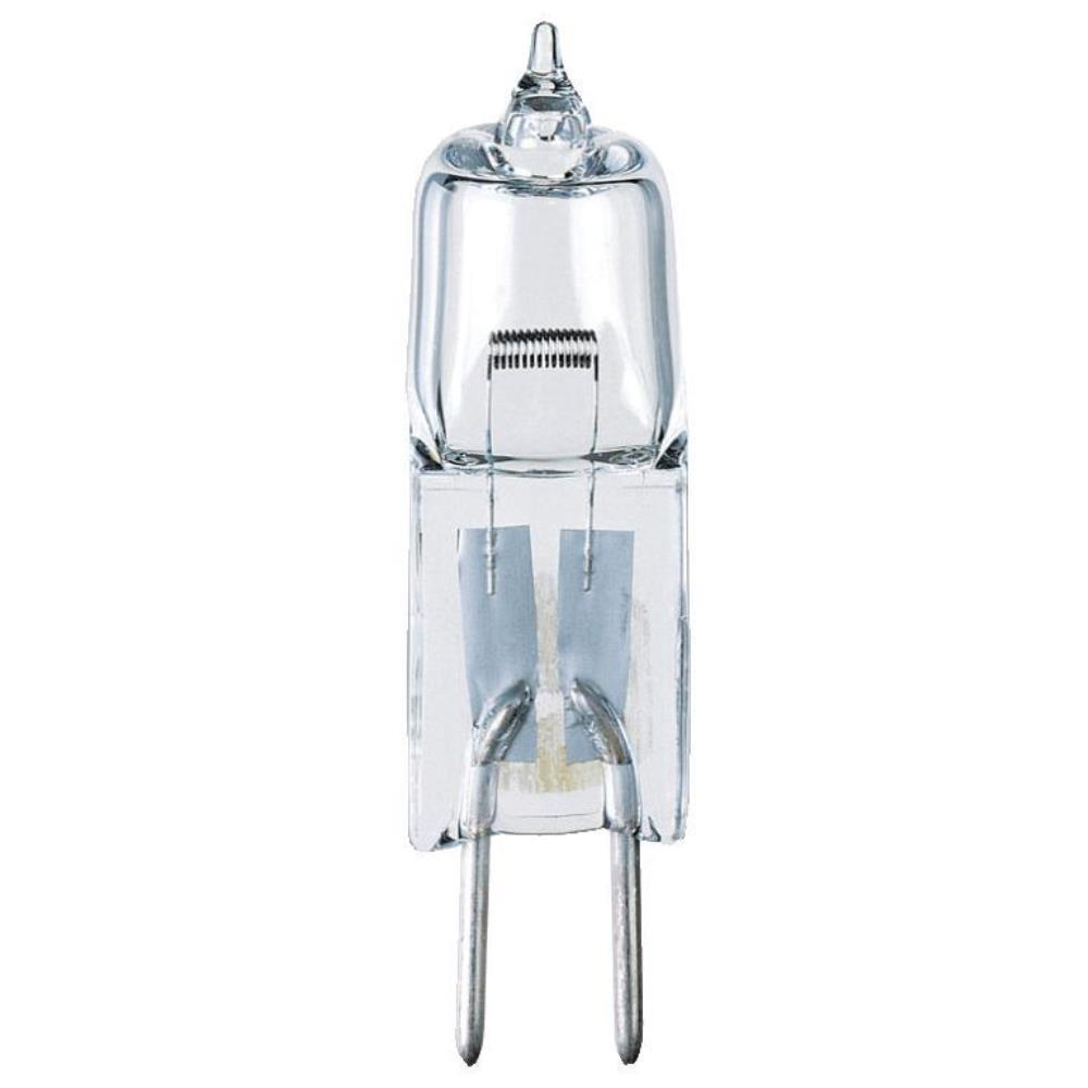 20-Watt Halogen T4 JC Single-Ended Clear GY6.35 Base Light Bulb