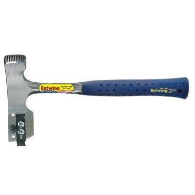 35 oz. Shingler's Hammer with Shock Reduction Grip