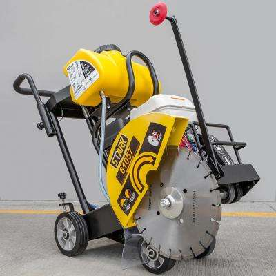 14 in. Concrete Cut-Off Saw Walk Behind 5.5 HP Powered By Honda Engine