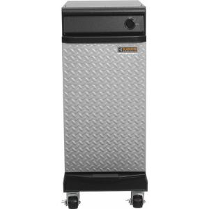 Freestanding Trash Compactor In Hammered Granite Gacp15mg The Home Depot
