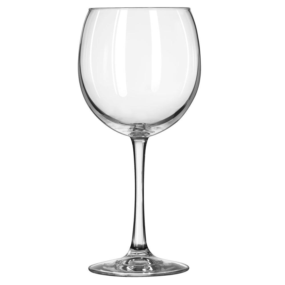 Libbey Vina 18-1/4 oz. Red Wine Glass in Clear (Set of 12)