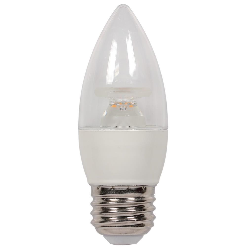 Westinghouse 40w Equivalent Soft White A19 Dimmable: Westinghouse 40W Equivalent Soft White B11 Dimmable LED