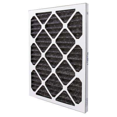 24 in. x 24 in. x 1 in. Pro Carbon FPR 5 Pleated Air Filter (12-Pack)