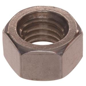 The Hillman Group M5-0.80 Stainless-Steel Hex Nut (35-Pack) by The Hillman Group