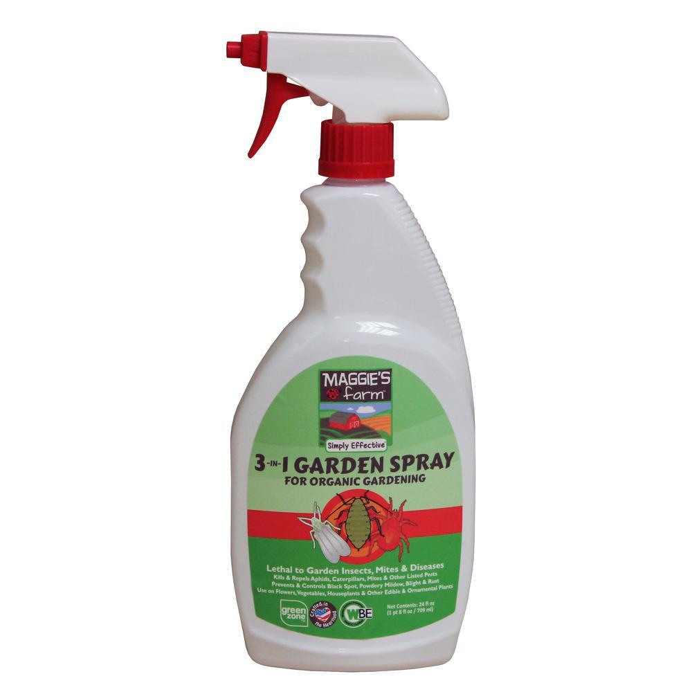 3-in-1 Garden Spray