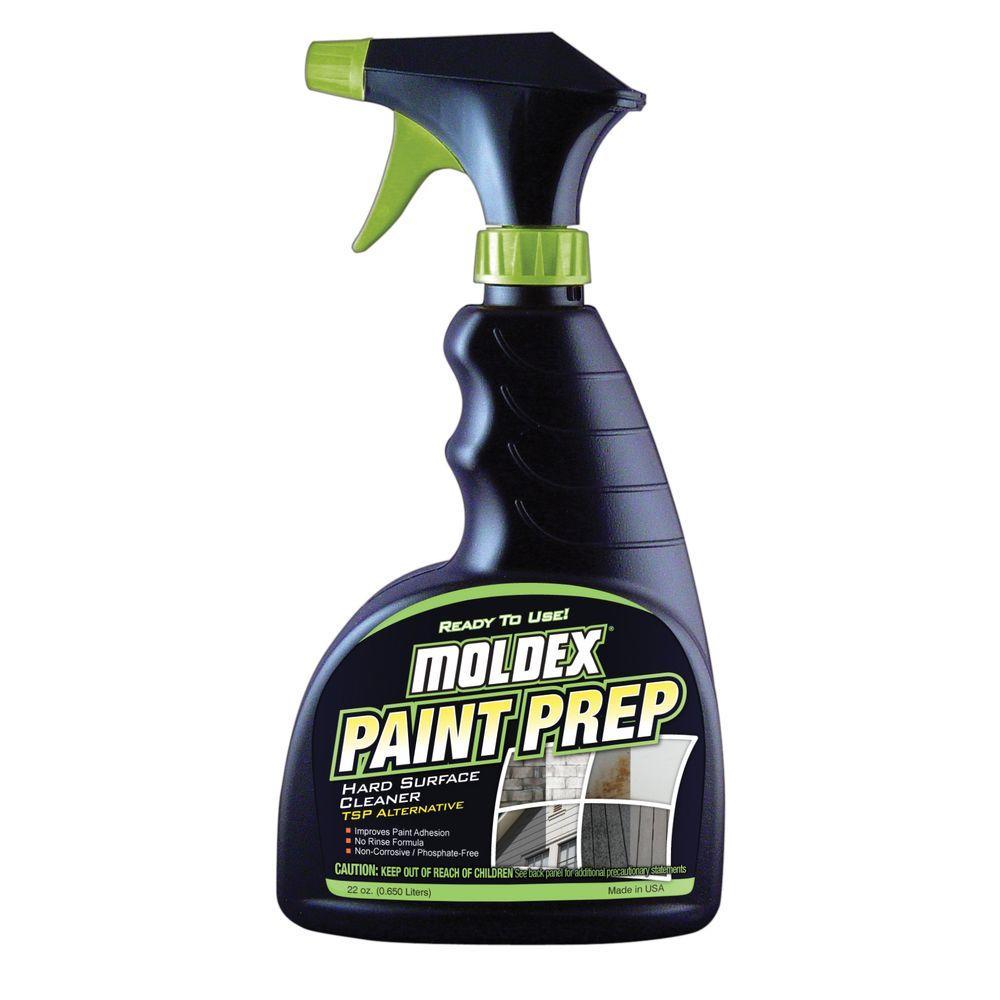 Moldex 22 oz. Paint Prep Hard Surface Cleaner Spray