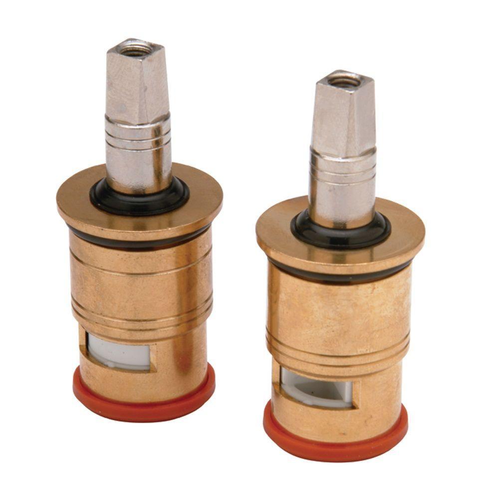 Zurn Hot and Cold Short Stem 1/4 Turn Ceramic Disc Lead-Free Cartridge