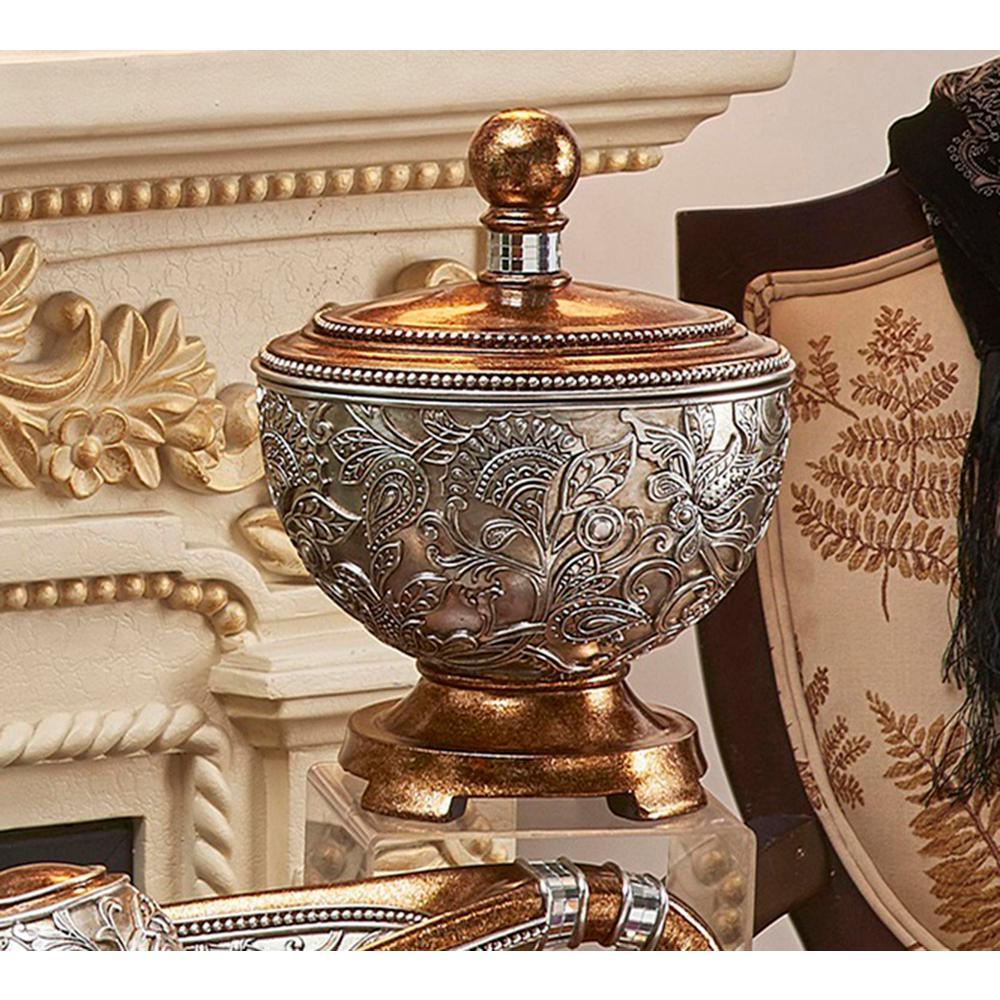 Langi Polyresin Decorative Box