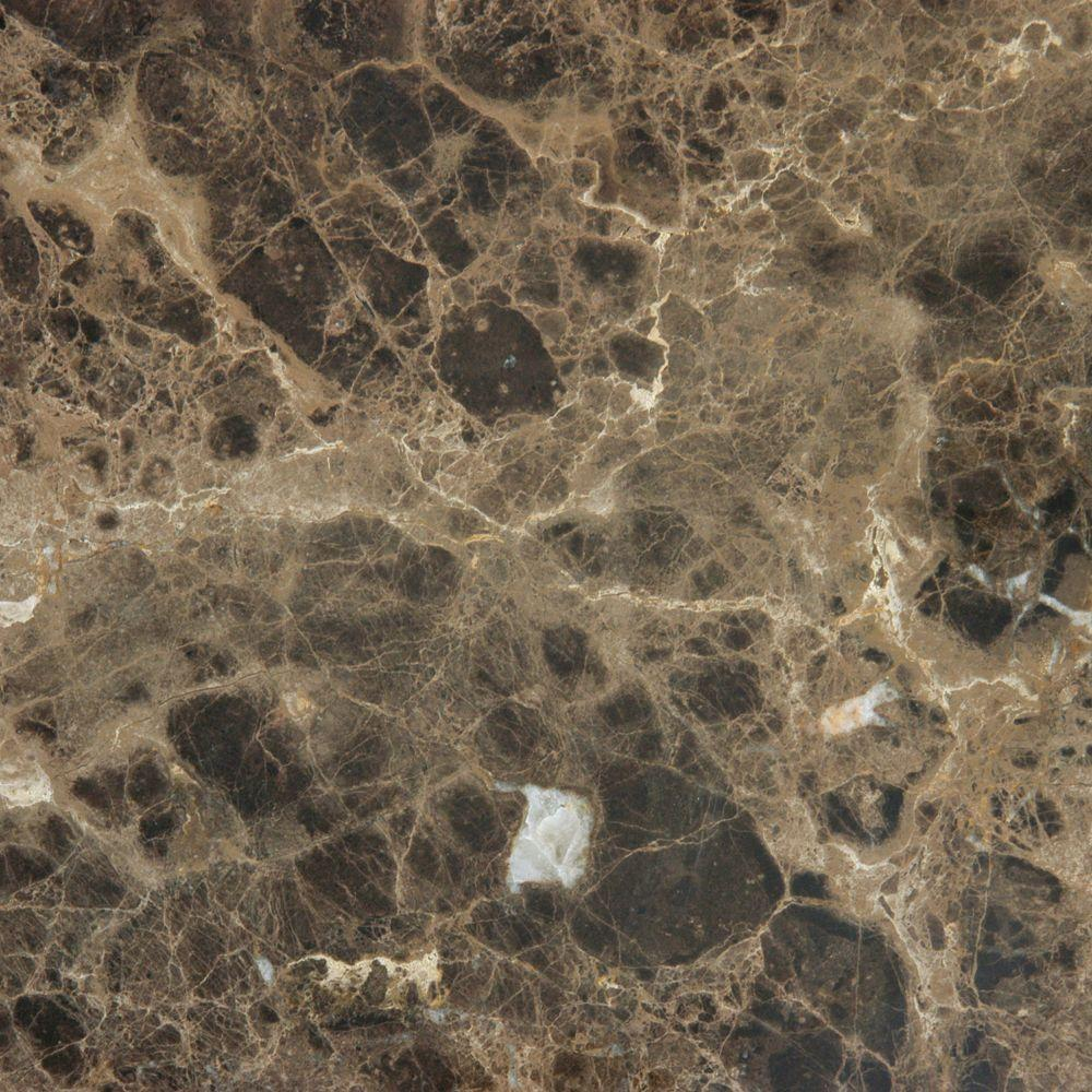 X 18 In Polished Marble Floor