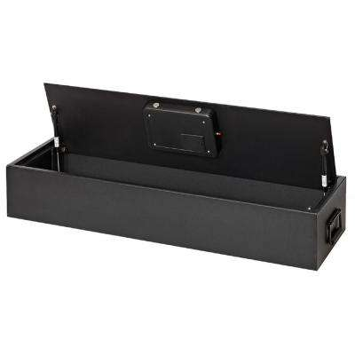 Trunk Safe 42 in. W x 7 in. H x 13 in. D with Digital Lock