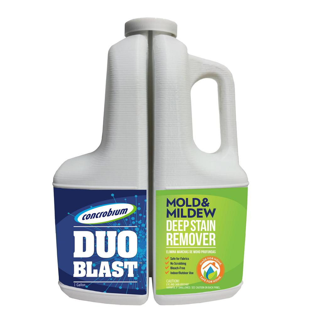 Concrobium 128 oz. Duo Blast Mold and Mildew Deep Stain Remover