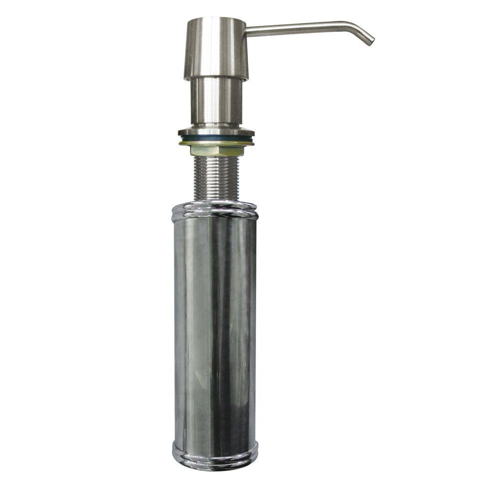 Captivating VIGO Kitchen Soap Dispenser In Stainless Steel
