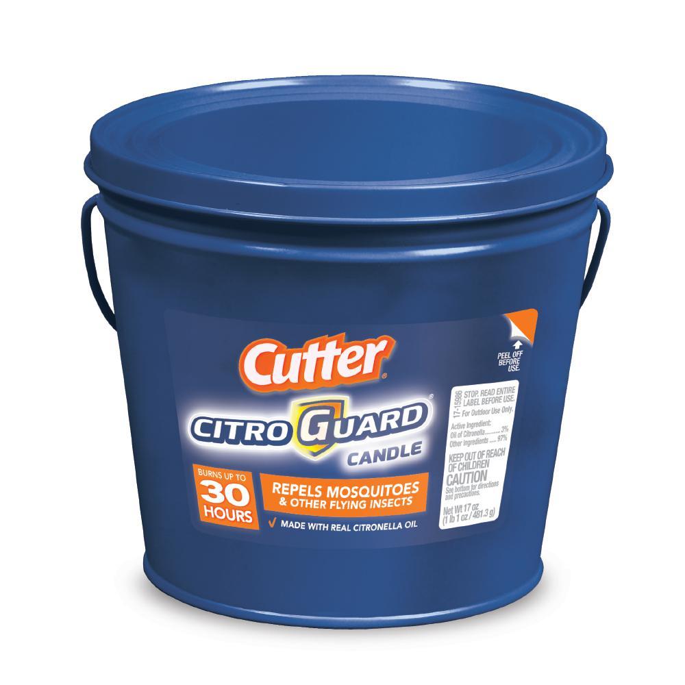 Citro Guard 17 oz. Candle in Blue Eclipse