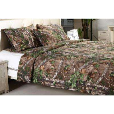 Xtra Green King Comforter