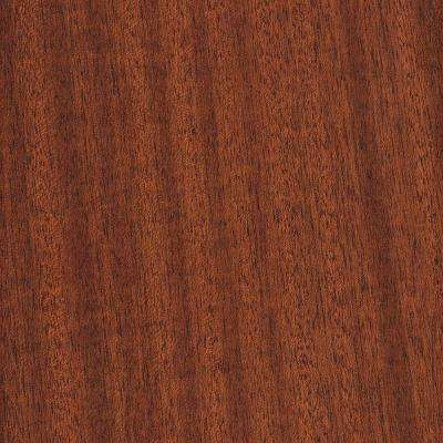Take Home Sample - Chicory Root Mahogany Hardwood Flooring - 5 in. x 7 in.