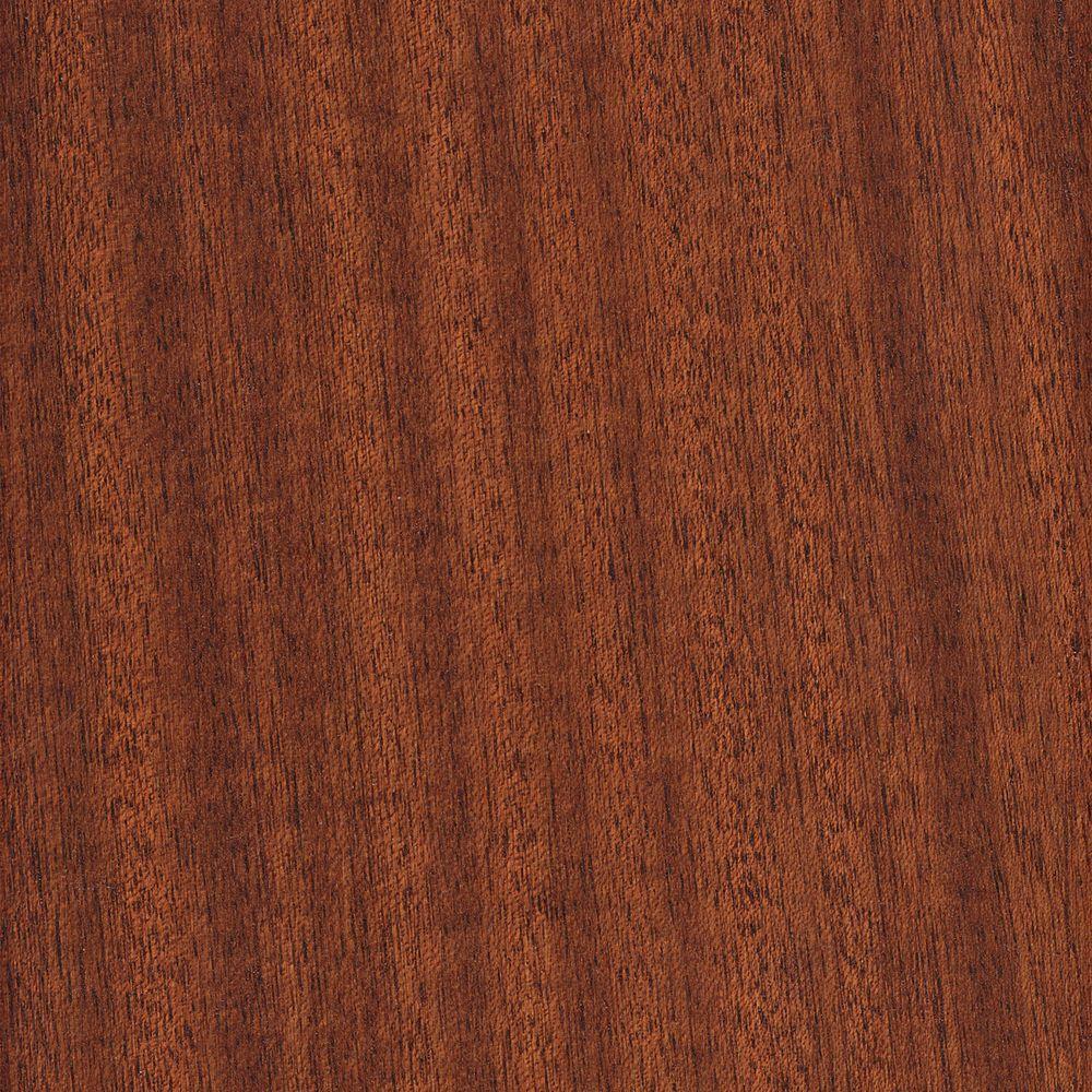 Take Home Sample - Chicory Root Mahogany Hardwood Flooring - 5 in. x 7 in.