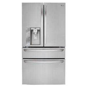 Click here to buy LG Electronics 22.7 cu. ft. French Door Refrigerator in Stainless Steel, Counter Depth by LG Electronics.