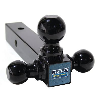 Reese Towpower Towing Tri-Ball Ball Mount