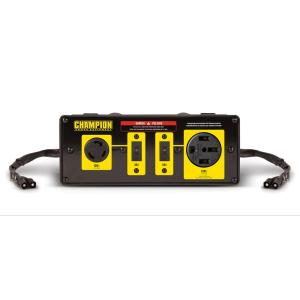 Champion Power Equipment 2800-Watt and Higher 50 Amp RV Ready Clip-on Parallel Kit for Linking Inverter Generators by Champion Power Equipment