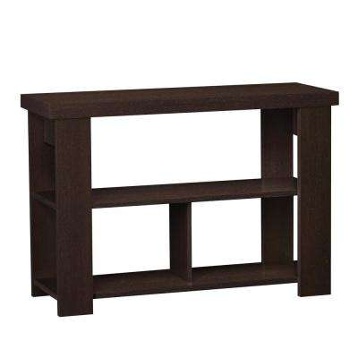 Vantage Espresso Console Table