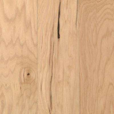 Take Home Sample - Pristine Hickory Natural Engineered Wood Flooring - 5 in. x 7 in.