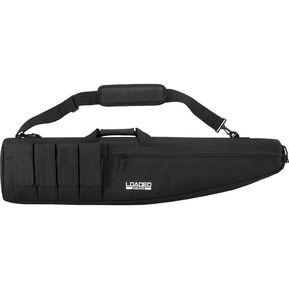Loaded Gear 48 in. RX-100 Tactical Rifle Tool Bag in Black