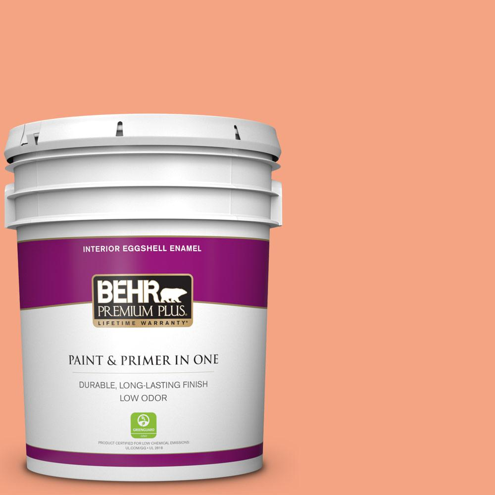 Reviews For Behr Premium Plus 5 Gal P190 4 Siren Eggshell Enamel Low Odor Interior Paint And Primer In One 240005 The Home Depot