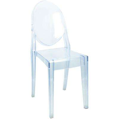 Ghost Clear Chair (20-Pack)