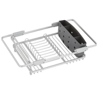 Expandable Over Sink Dish Drying Rack