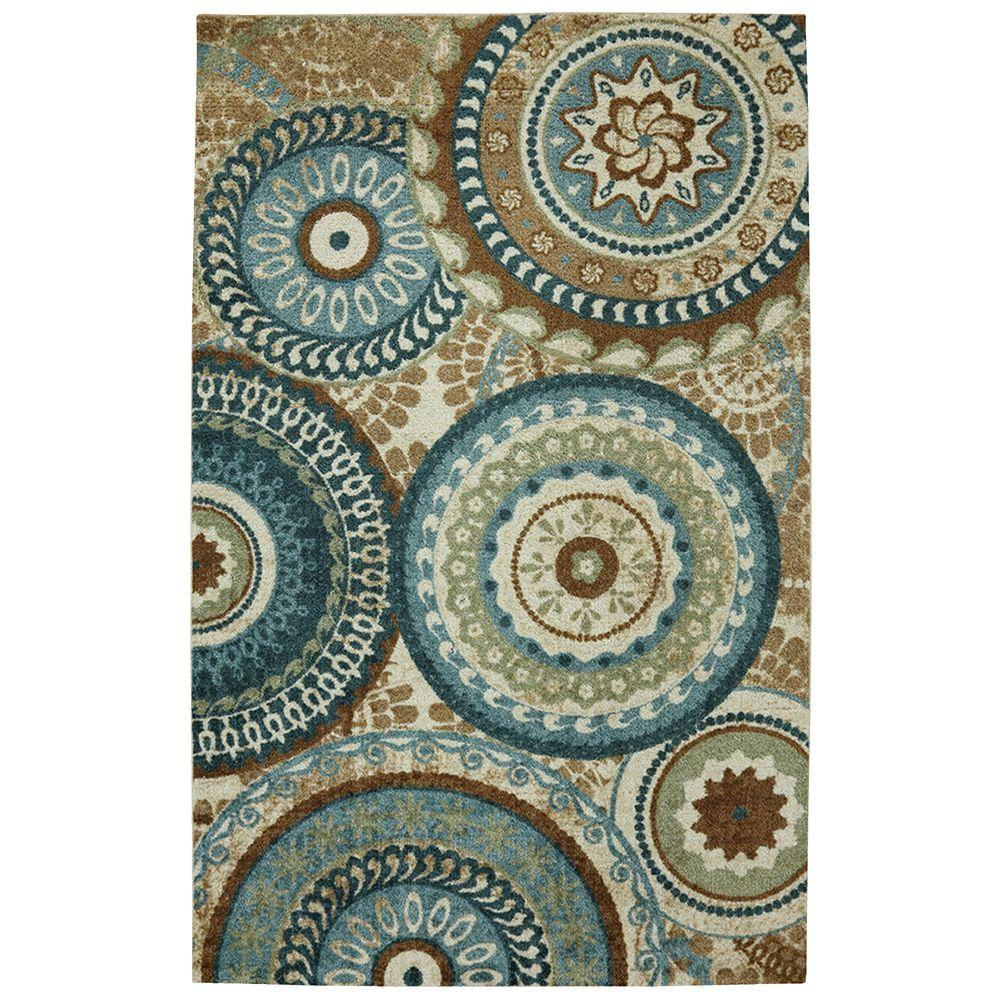 Mohawk Home Forest Suzani 5 ft. x 8 ft. Indoor Area Rug, Multi was $102.54 now $82.03 (20.0% off)