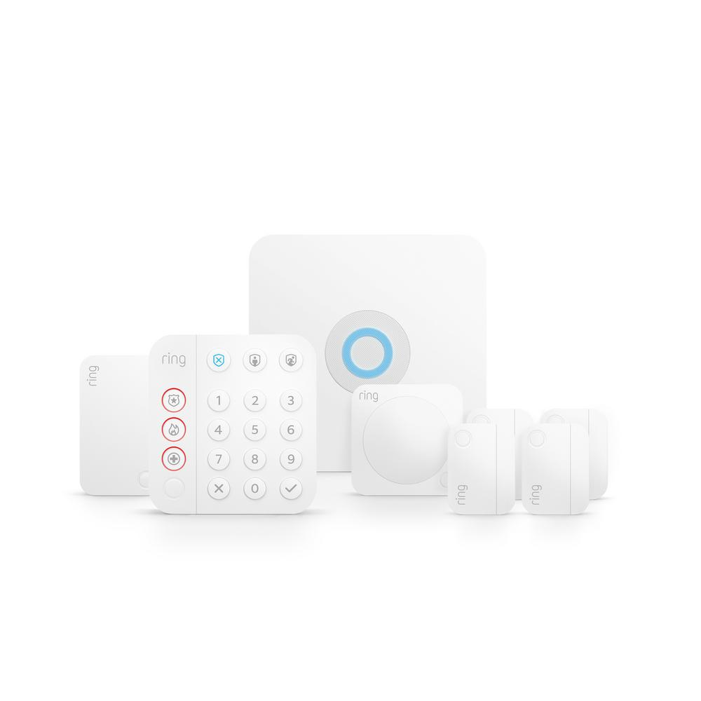 Wireless Alarm Home Security Kit, (8-Piece) (2nd Gen)