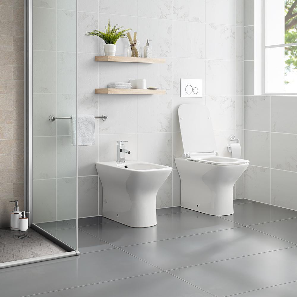 Excellent Concealed Trapway Toilet Bowls Toilets Toilet Seats Creativecarmelina Interior Chair Design Creativecarmelinacom