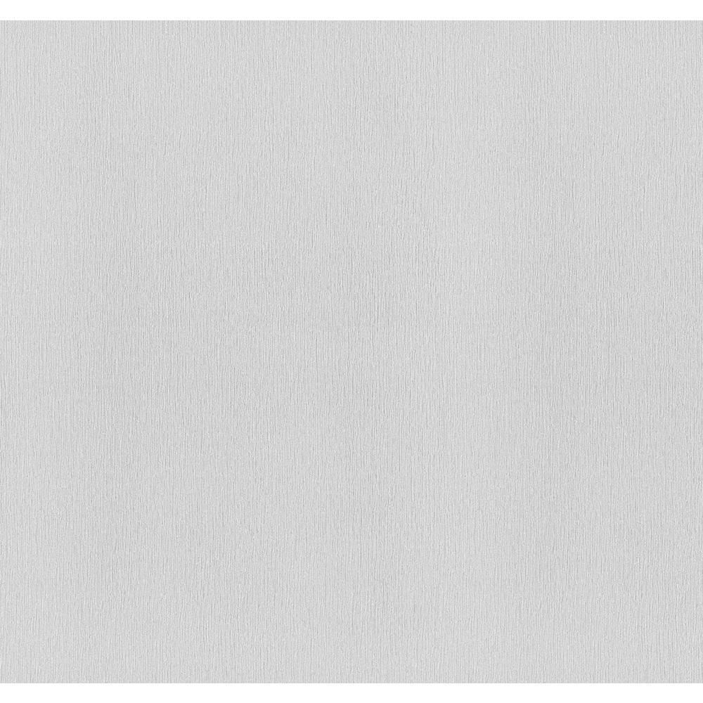 56.4 sq. ft. Baise Silver Textured Wallpaper
