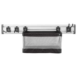 Gladiator 48 inch L GearTrack Sports Garage Wall Storage Kit with 3-Hooks and... by Gladiator
