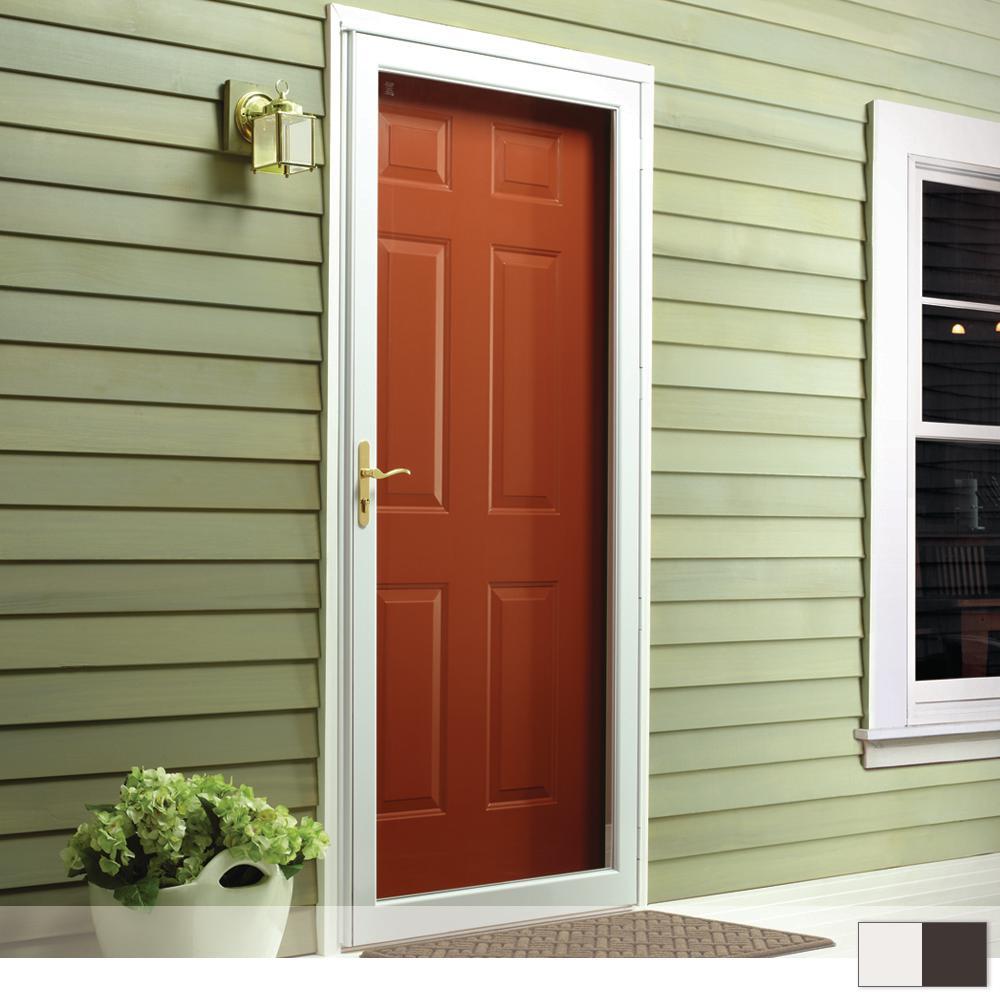 Limited Lifetime Warranty Storm Doors Exterior Doors