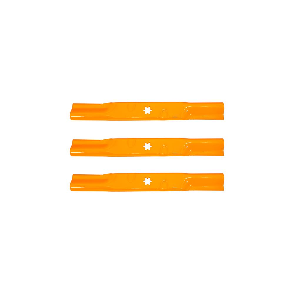 Cub Cadet 54 in. Low-Lift Sand Mower Blades