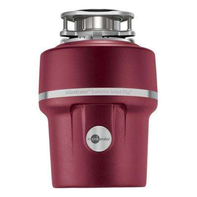 Evolution Select Plus 3/4 HP Continuous Feed Garbage Disposal