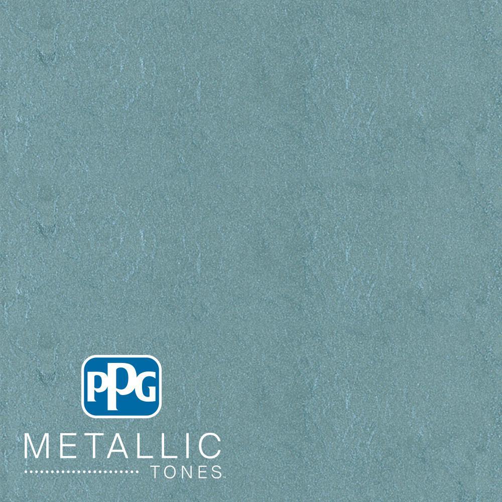 PPG METALLIC TONES 1 gal  #MTL108 Charmed Life Metallic Interior Specialty  Finish Paint