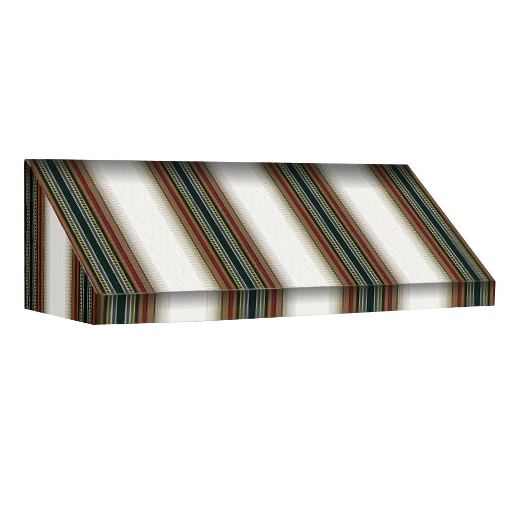 4 ft. San Francisco Window/Entry Awning (18 in. H x 36