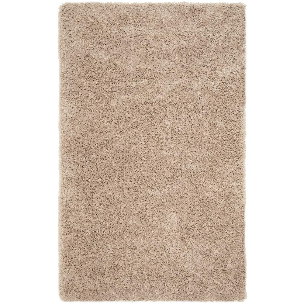 Safavieh Classic Shag Ultra Taupe 9 ft. 6 in. x 13 ft. 6 in. Area Rug