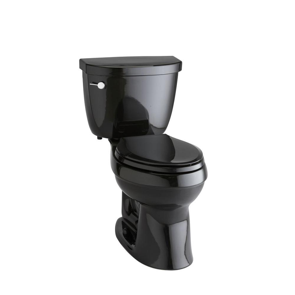 Cimarron Comfort Height 2-piece 1.6 GPF Single Flush Elongated Toilet with