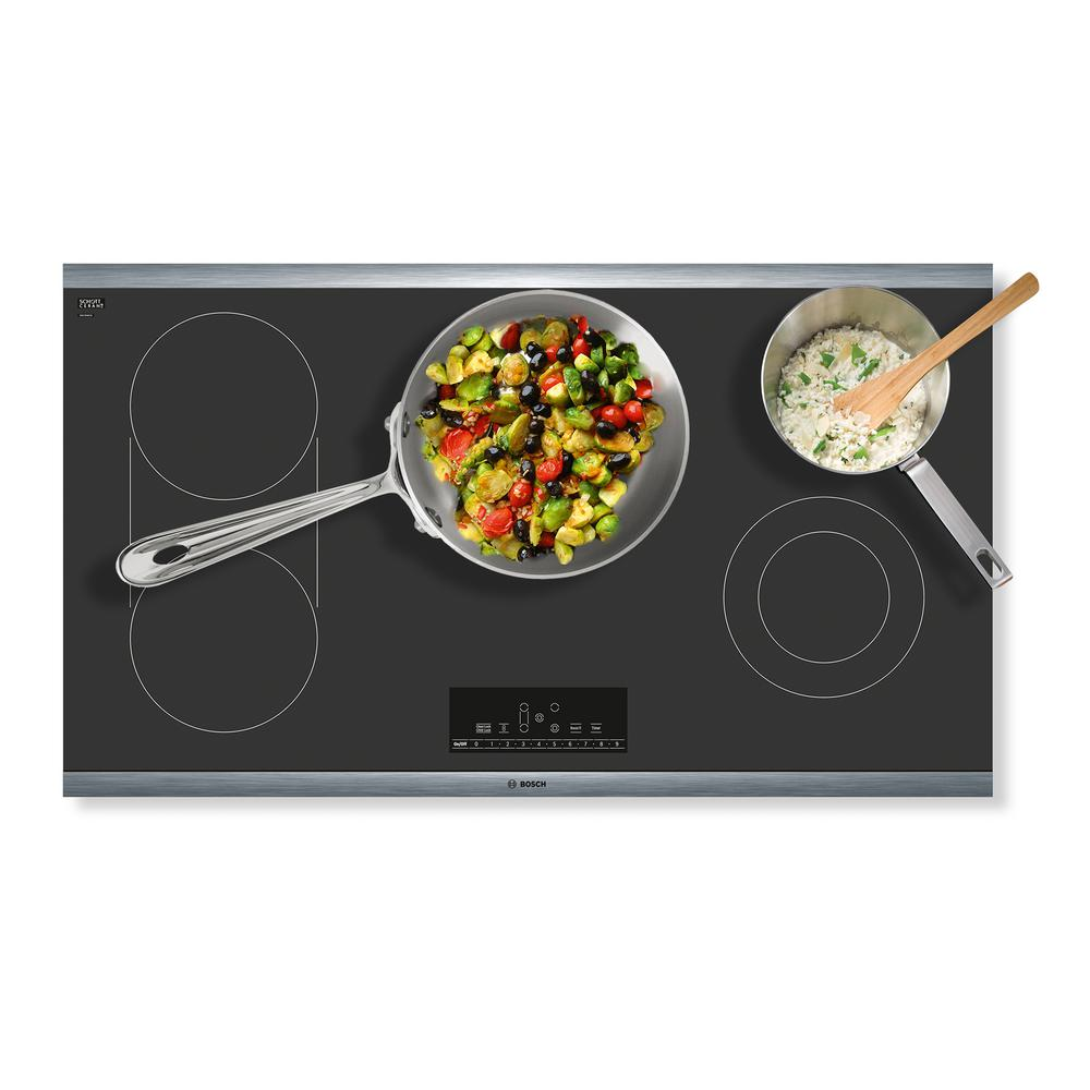 Radiant Electric Cooktop