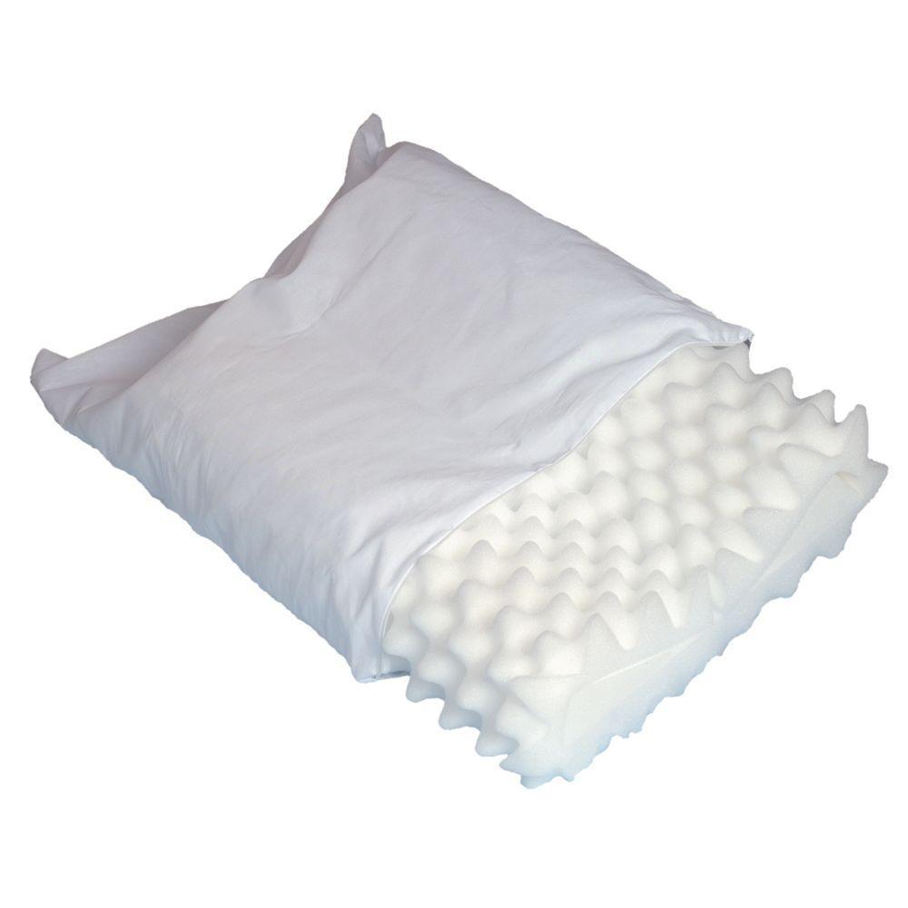 MABIS Convoluted Foam Orthopedic Pillow