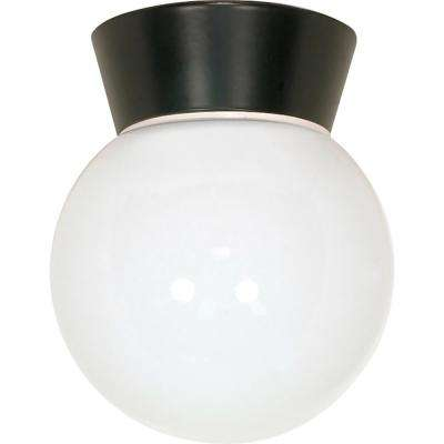 Tony Bronzotic 1-Light Outdoor Flush Mount