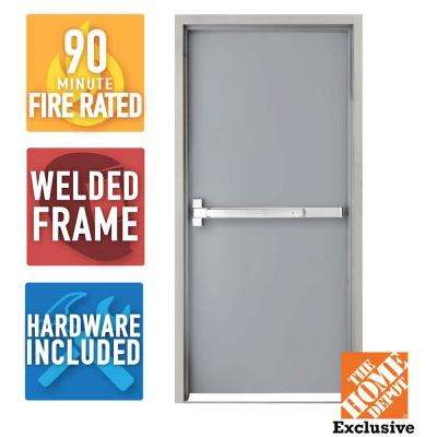 Commercial Doors Exterior Doors The Home Depot