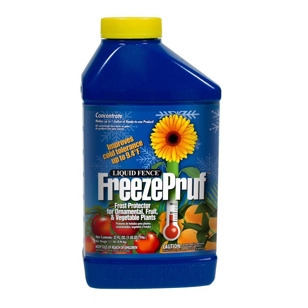 Liquid Fence 1 qt. Concentrate FreezePruf-DISCONTINUED