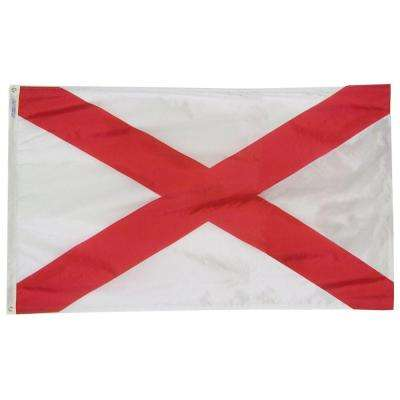 4 ft. x 6 ft. Alabama State Flag